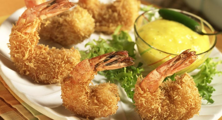 What Is a Recipe for Coconut Shrimp?