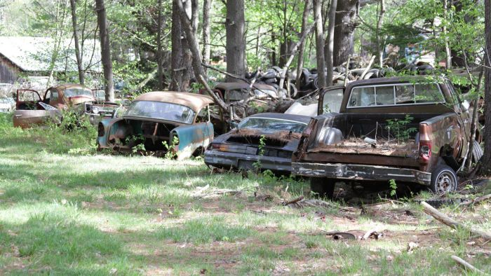How Do You Aquire Used Car Parts From Salvage Yards?