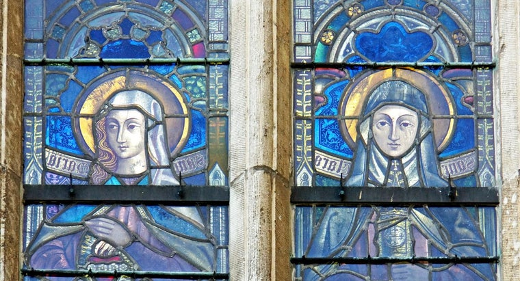 Where Can You Find a List of Roman Catholic Saints?