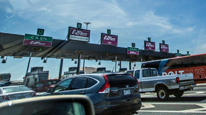 Does EZ Pass Sell Pass Holders for Cars?