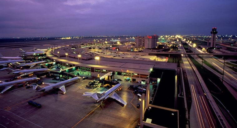How Many Terminals Does DFW Airport Have?