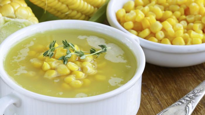 What Is a Recipe for Easy Creamed Corn?