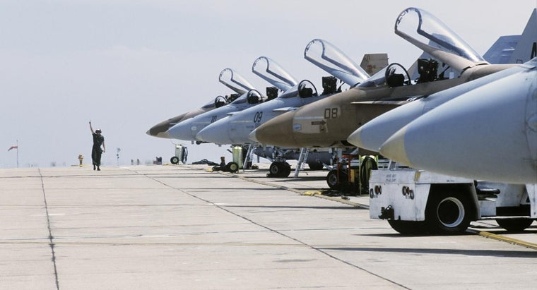 How Many Air Force Bases Are in Texas?
