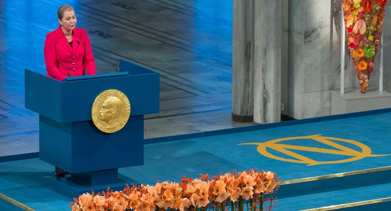 Who Invented the Nobel Peace Prize?