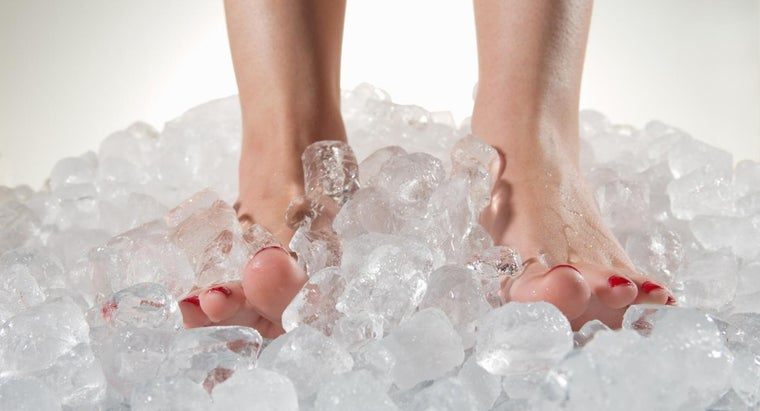 What Causes Feet Pain on the Bottom of the Foot?