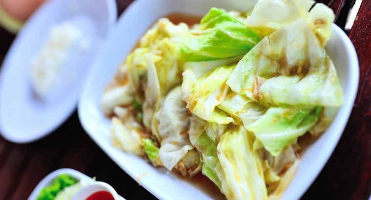 What Are Some Good Cooked Cabbage Recipes?