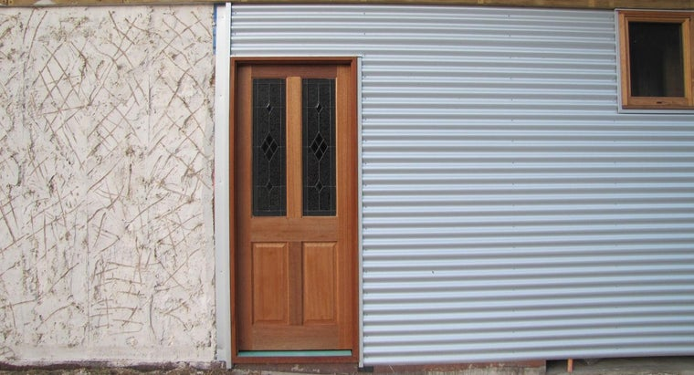What Is the Standard Cost of Installation for an Entry Door?