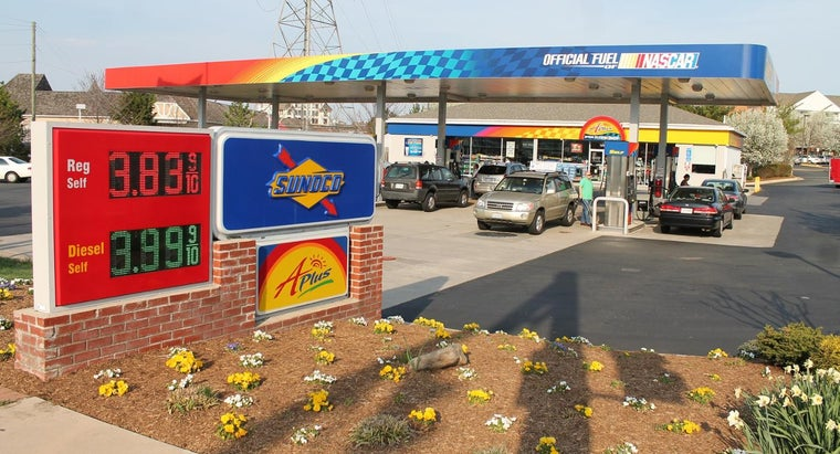 How Do You Locate Sunoco Gas Stations?