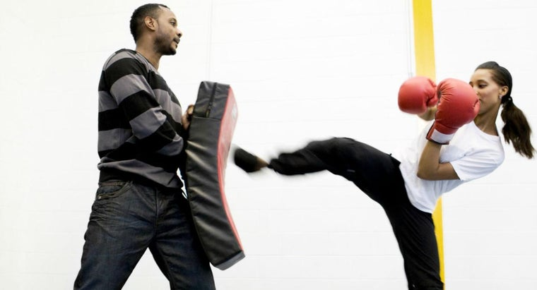 Is It Safe for Kids to Take Kickboxing Lessons?