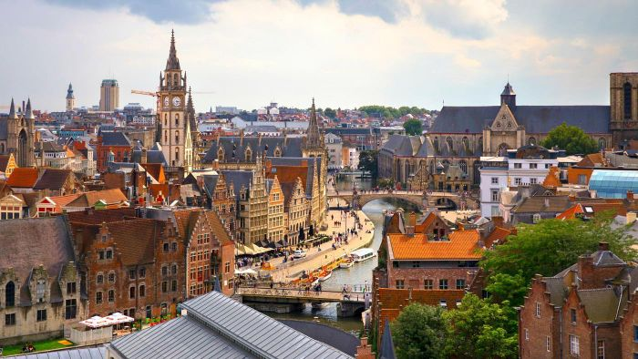 What Happens When a Baby Is Born in Ghent, Belgium?