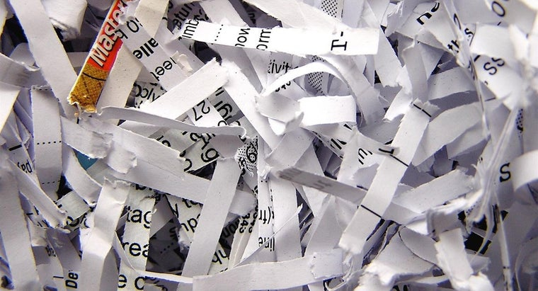 How Can You Find a Place to Shred Documents?