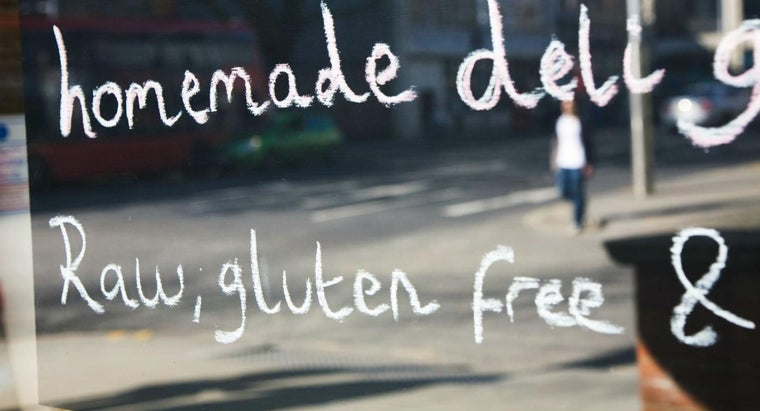 What Does Gluten Free Mean?