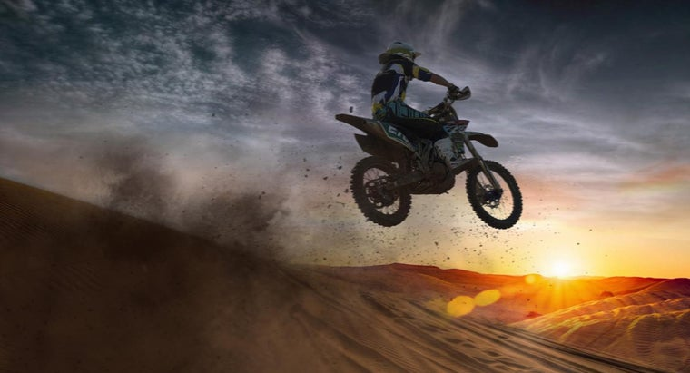 Who Made the First Dirt Bike?