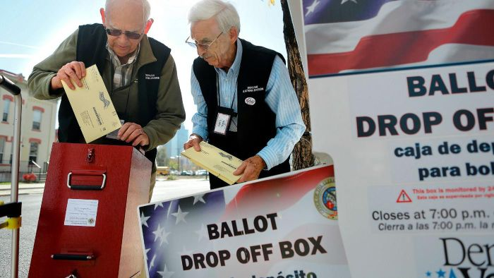 Do You Need a Stamp to Drop Off Your Ballot at a Drop Box?