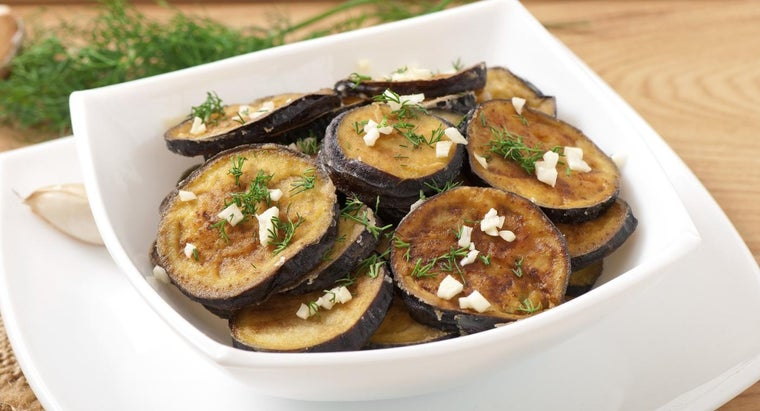 How Do You Prepare Oven-Baked Eggplant?