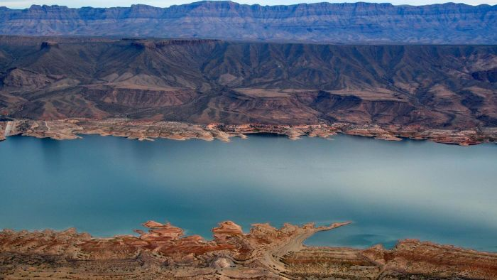 Where Is Lake Mead?