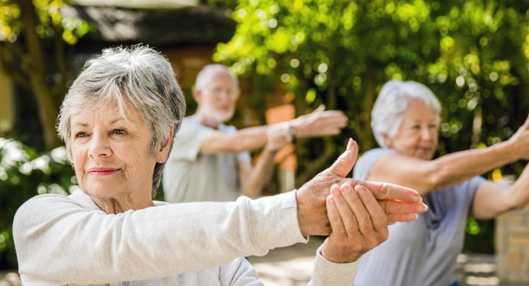 What Are Some Effective Exercise Routines Suitable for Senior Citizens?