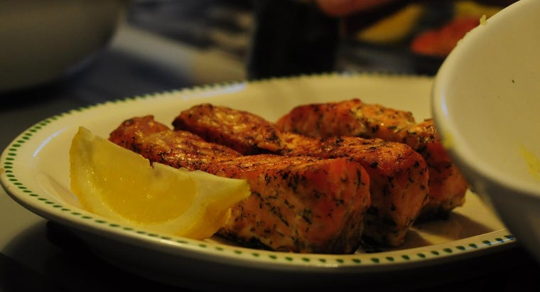 What Is an Easy Recipe for Oven-Baked Salmon?