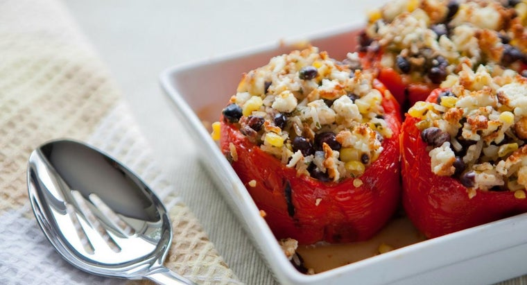 What Are Some Quick and Easy Recipe Ideas for Stuffed Peppers?