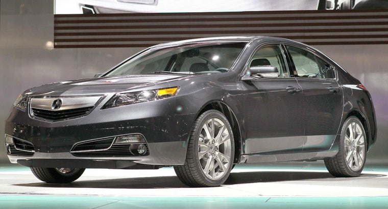 Who Manufactures Acura Vehicles?