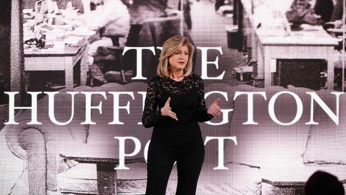 Who Founded Huffington Post?
