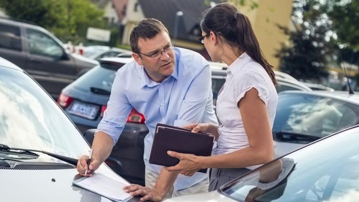 How Is Fault Determined in Car Accidents in Illinois?