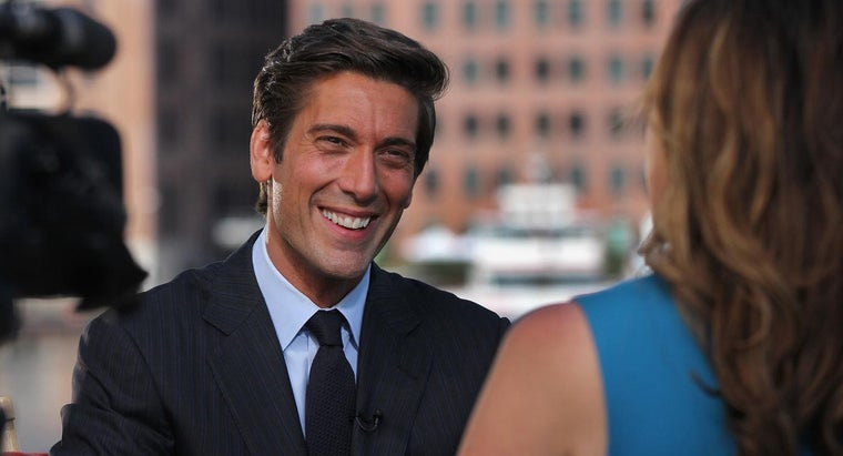 Is David Muir From ABC Married?