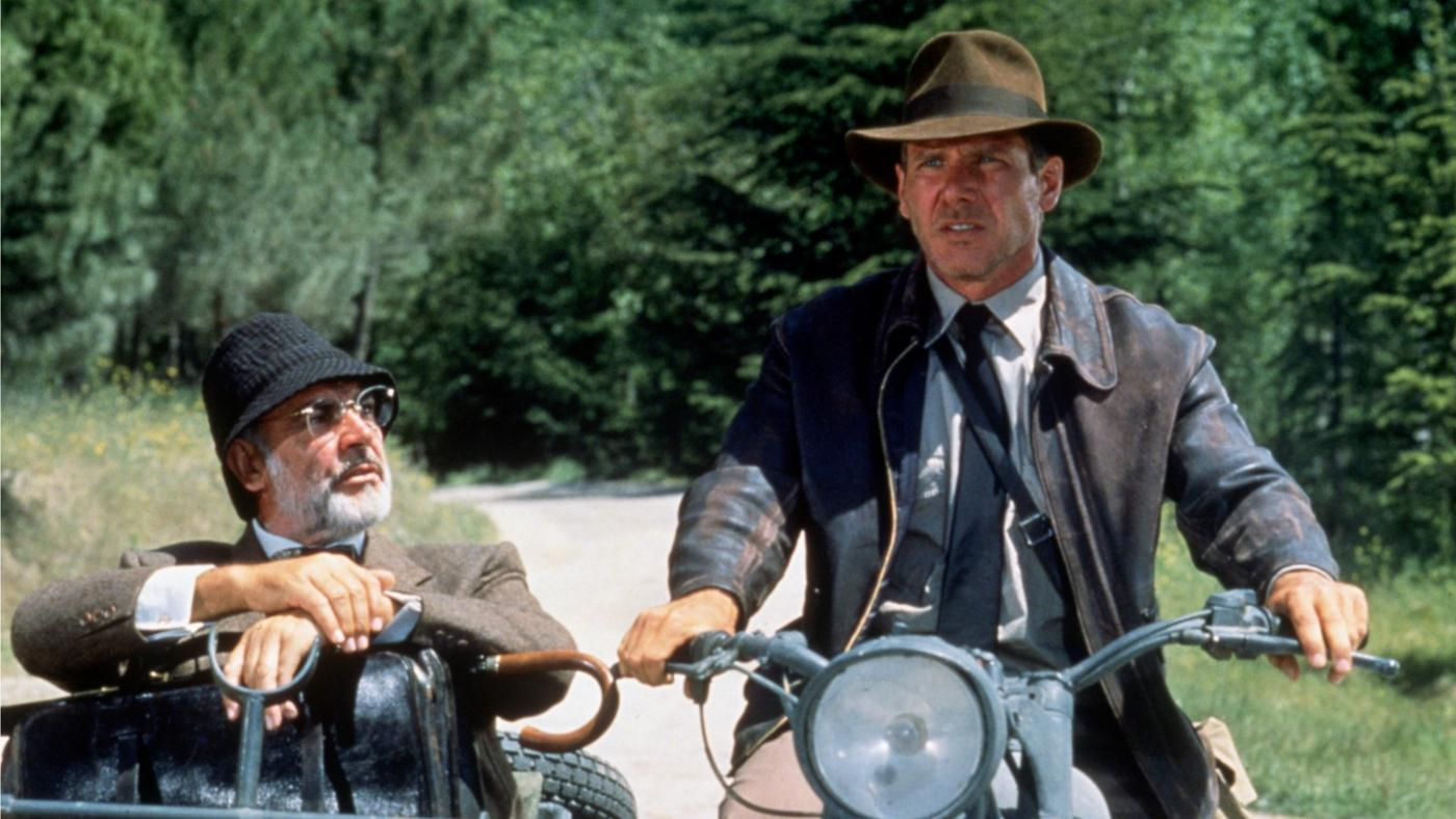 Where Can You Find a Chronological List of Harrison Ford Movies?