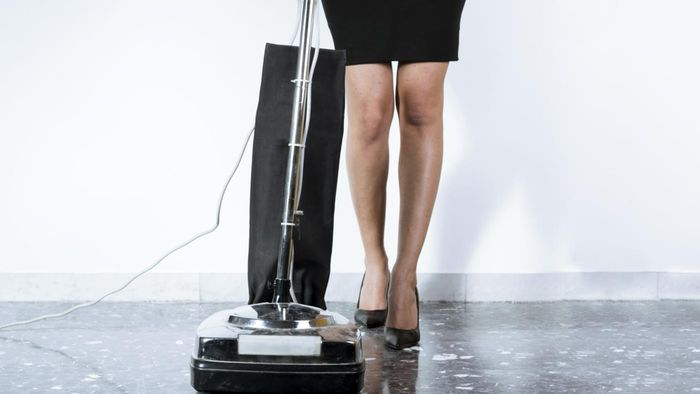 What are some brand names of vacuum cleaners?