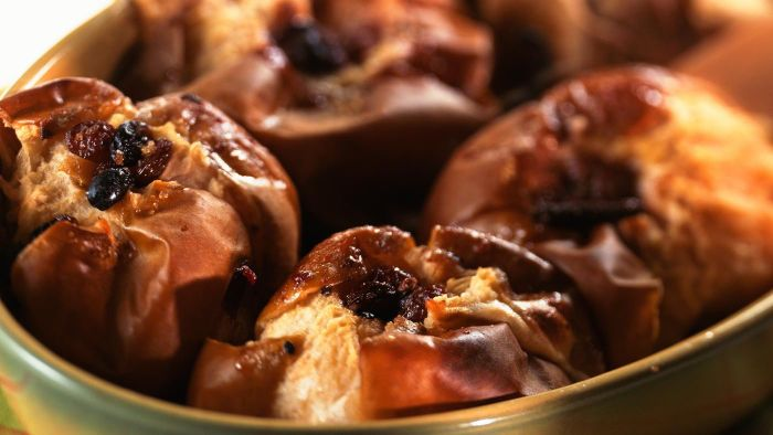 What Is an Easy Recipe for Baked Apples?