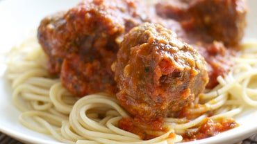 What Is an Italian Meatball Recipe by Giada De Laurentiis?