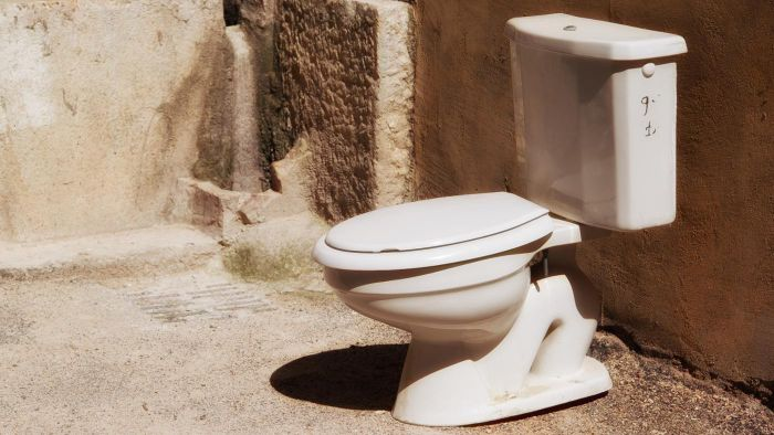 Where can you recycle toilets?