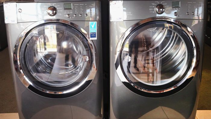 Where Can One Find Washers and Dryers on Sale?