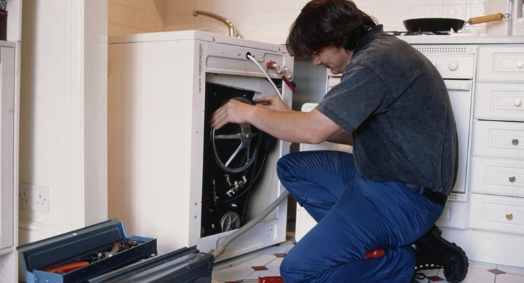 Where Can One Find a Repair Manual for a Washer?
