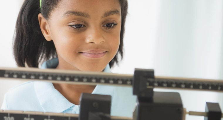 Where Can You Find a Height and Weight Chart for Children?