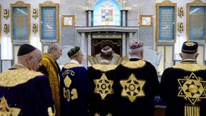 What Are the Months on the Jewish Calendar in Order?