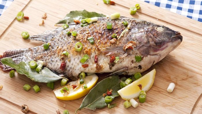 What Is a Good Low-Calorie Tilapia Fish Recipe?
