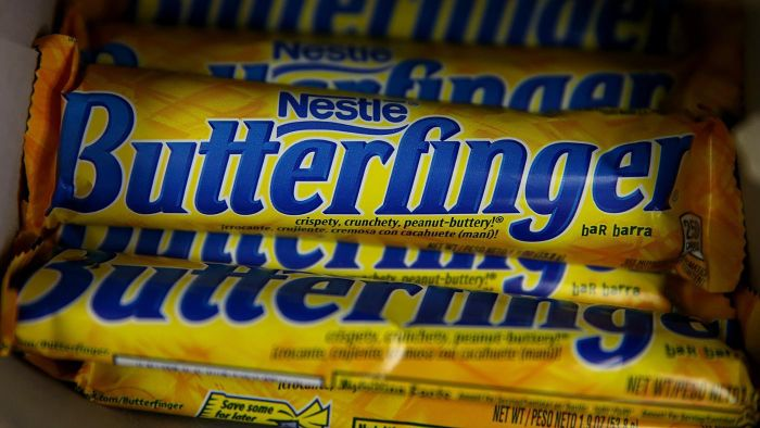 What Do You Use the Promotional Codes Inside Butterfinger Wrappers For?