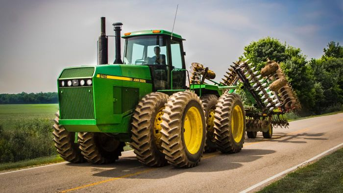 Why Is John Deere Such a High-Rated Company?