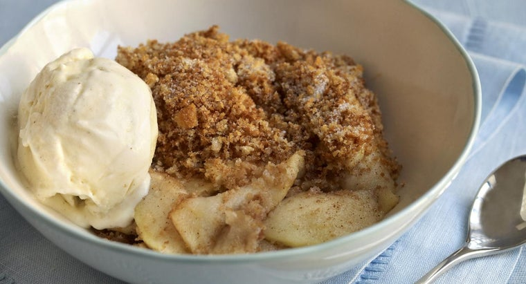 What Is the Best Apple Brown Betty Recipe?