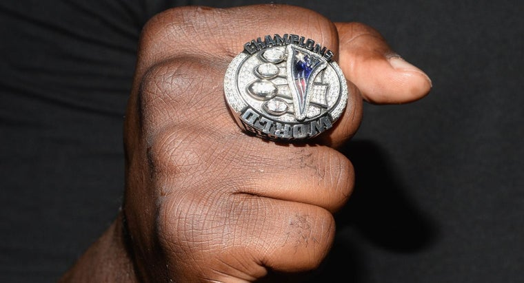 What Is the Price Range for Super Bowl Replica Rings?