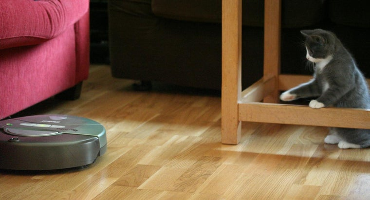 Where Can You Find an IRobot Roomba Manual?