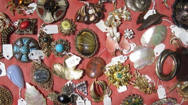 What Are Some Retailers That Sell High-Quality Brooches and Pins?