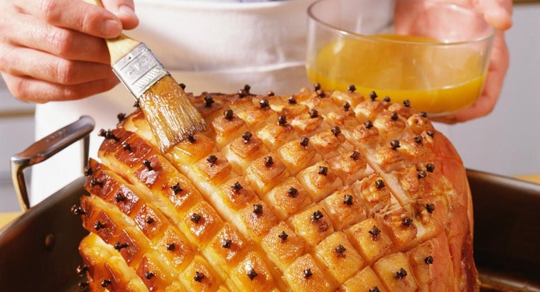 Can You Use Both Brown Sugar and Honey to Make Ham Glaze?