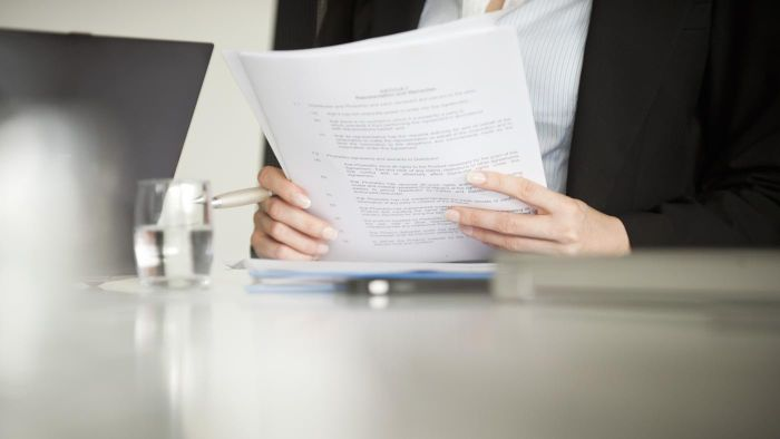 What Are Some Common Legal Terms?