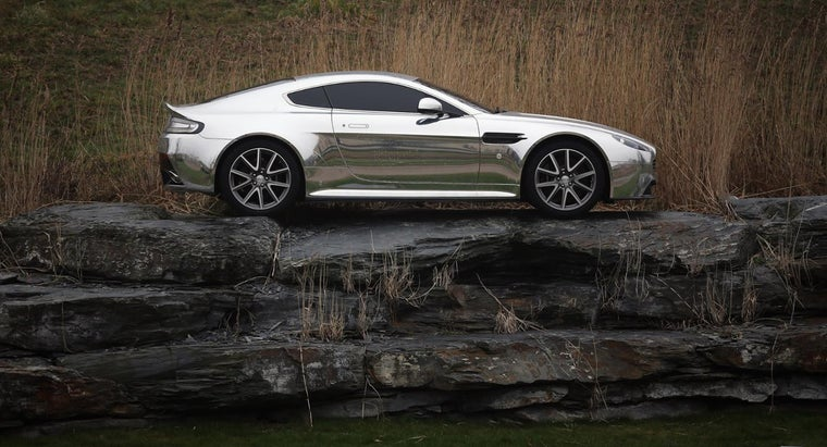 Where Can You Find the Value of Aston Martin Cars?