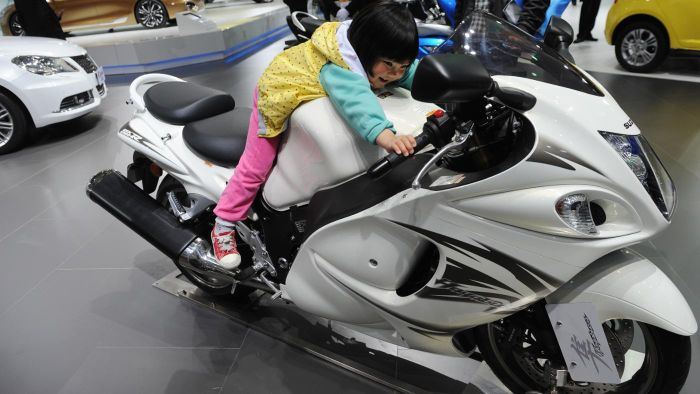 How Can You Buy a Used Hayabusa Motorcycle?