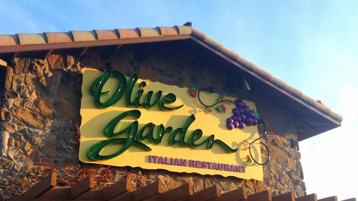 What Are the Soups From the Olive Garden Menu?