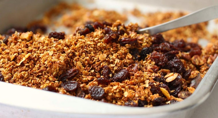What Is a Healthy Homemade Granola Recipe?