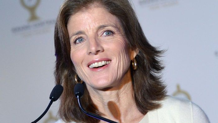 Is Caroline Kennedy currently divorced?